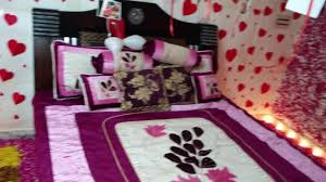 Marriage Bedroom Decoration Marriage Anniversary Room Decoration Rohit And Monika 230217
