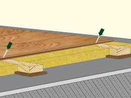 1cm breit, über die volle länge. Holzboden Selber Verlegen Ganz Einfach