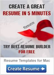 Resume Templates For Mac - Resume Writing Tips From Recruiters