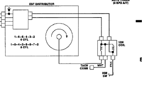 chevy tbi wiring coil wiring schematic diagram 29 lautmaschine com what wire is the negative wire on a gm 4 3 v6 tbi ignition coil