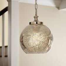 mercury glass lighting fixtures. nadia pendant mercury glass lighting fixtures wayfair