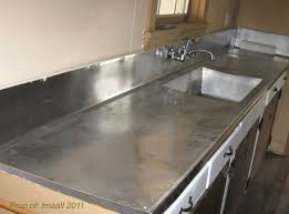 good steel countertops for diy stainless