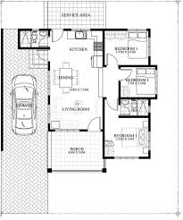 Ideas  Cozy Rectangle Ranch House Plans Floor Plans Ranch Further Simple Square House Plans