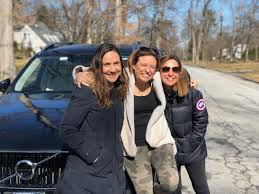 Beth Pagano Kneebone, Patti Smith Barrett and Heather Powers ...