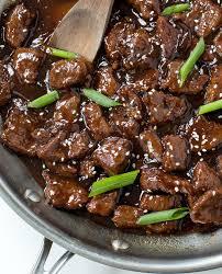 beef.  Beef EasyMongolianBeef Inside Beef
