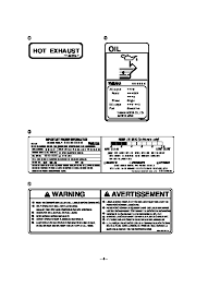 yamaha ef3000ise ef3000iseb generator owners manual yamaha ef3000ise ef3000iseb generator owners manual page 9