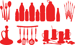 kitchen utensils silhouette vector free. Knife Kitchen Utensil Silhouette - Kitchenware Vector 2439*1468 Transprent Png Free Download Text, Brand, Hand. Utensils
