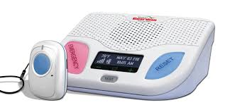 medical guardian cellular automatic fall alert emergency alert system