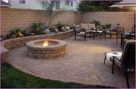 Desert Backyard Designs Stunning 48 Great Stone Patio Ideas For Your Home For The Garden