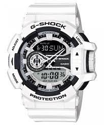 casio g shock analogue digital mens white black hyper colour watch fancybox