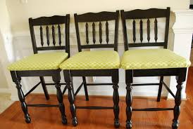 seat of your dining room chairs here s how i