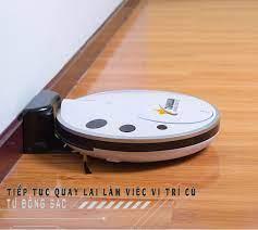 Robot Hút Bụi Lau Nhà Tahawa TH-06i, Robot Chính Hãng Tahawa Nhật Bản.