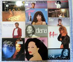 Summer Photo Albums Soul Motown 12 Albums 13 Lps 1 Maxi Single Diana Ross 2xlp