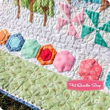 Bee Happy Quilt Kit Featuring Bee Basics and Backgrounds by Lori ... & Additional Images: Adamdwight.com