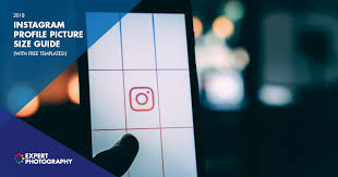 2019 Instagram Profile Picture Size Guide Free Template