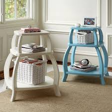 serena amp lily curvee shelf table copy cat chic