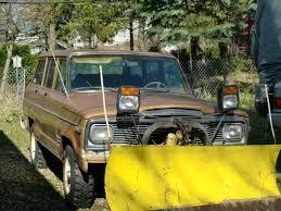 1982 jeep grand wagoneer 4x4 258 i6 auto for in kenosha 1982 kenosha wi