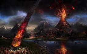 Volcano wallpaper ...