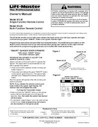reset liftmaster garage doorLiftmaster Garage Door Opener Remote Programming Instructions