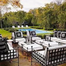 wrought iron patio furniture design ideas