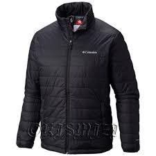 new mens columbia crested e ii omni heat insulated winter jacket coat