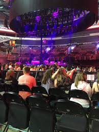 Harry Styles Verizon Center Seating Chart Capital One Arena Section Floor 3 Row 5 Seat 10 Harry