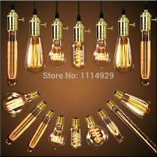 single american vintage pendant lights copper lamp holder edison bulbs industrial lamps e26 e27 110 220v 110cm antique bulbs string pendant lamp pendant