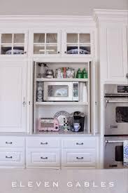 Appliance Garages Kitchen Cabinets 17 Best Ideas About Appliance Cabinet On Pinterest Appliance