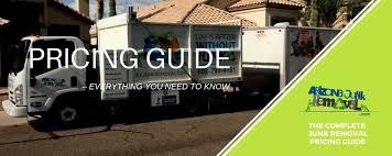 Complete Junk Removal Pricing Consumers Guide Comparison
