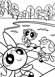 Adult Powerpuff Girls Coloring Pages Coloring Pages Powerpuff Girls