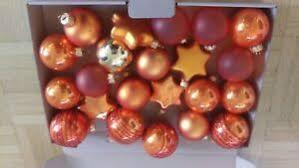 Christbaumschmuck Orange Ebay Kleinanzeigen