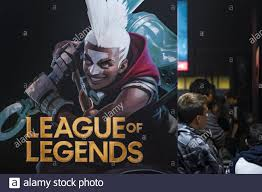 League Of Legends Video Game High ...