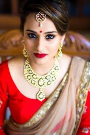 bengali bridal reception makeup makeup vidalondon