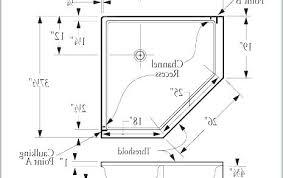 corner shower stall dimensions. Simple Corner Corner Shower Dimensions Stall  Images My In Corner Shower Stall Dimensions E