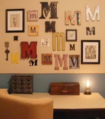 initial letter wall decor 1000 ideas about decorative wall letters on hanging best pictures