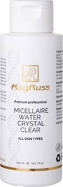 <b>Мицеллярная вода для всех</b> типов кожи MICELLAIRE WATER ...