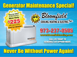 Image Construction Generac And Honeywell Generator Installation In Bergen Passaic Hudson Essex Somerset Morris And Union Counties Bloomfield Cooling Heating Electric Inc Best Generator Sales Installations Repairs Maintenance In North Nj