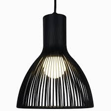 nordlux 72753003 emition 26 ceiling pendant light in black