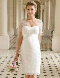 cut out lace maternity wedding dress seraphine