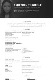 Office Clerk Resume Samples Visualcv Resume Samples Database