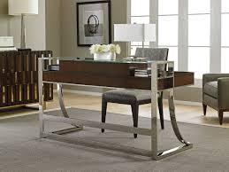 minimalist modern industrial office desk dining. Andrea Writing Desk Minimalist Modern Industrial Office Dining