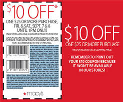 Example Of A Coupon Inspiration 48 Off Macys Coupons Printable Coupons Online