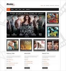 Wordpress Movie Theme 20 Cinema Wordpress Themes Templates Free Premium