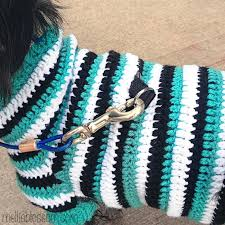Free Crochet Dog Sweater Patterns Simple Easy DOG SWEATER Free Crochet Pattern Free Crochet Crochet