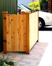 trash can cabinet outdoor trash bin storage cabinet wooden trash can cabinet tilt out garbage bin furniture storage wooden outdoor trash can cabinet p5727