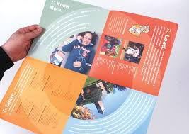 French Fold Beyond The Basics Unique Brochure Folding Ideas