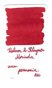 Ink Review 2 Rohrer Klingner Morinda Pennonia