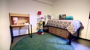 A Bright And Beautiful Dorm Room