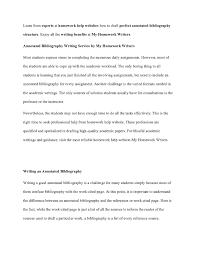 Calaméo Annotated Bibliography