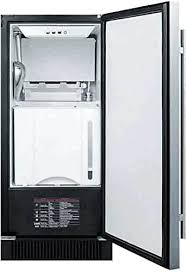 how does a clear ice machine work best maker reviews consumer files the summit top clear ice makers